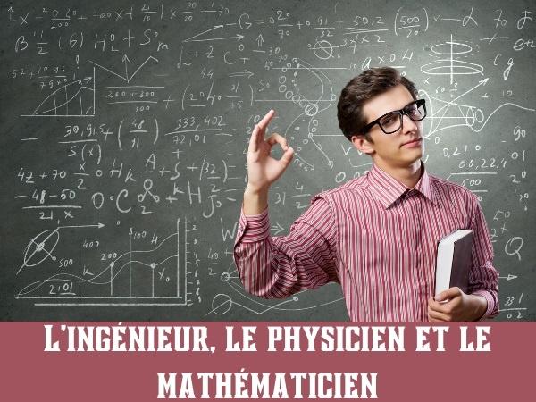 humour, blague sur les métiers, blague sur les expériences, blague sur les ingénieurs, blague sur les physiciens, blague sur les mathématiciens, blague sur les boîtes de conserve
