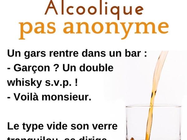 humour, blague sur les alcooliques, blague sur les bars, blague sur les serveurs, blague sur les resquilleurs, blague sur le whisky, blague sur les arnaques