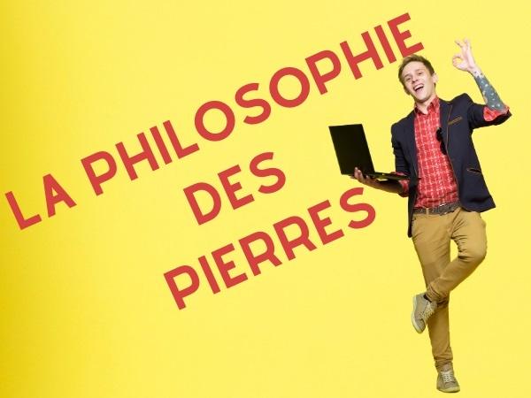 humour, blague sur la philosophie, blague sur les pierres, blague sur la vie, blague sur les professeurs, blague sur les expériences, blague sur les remplissages