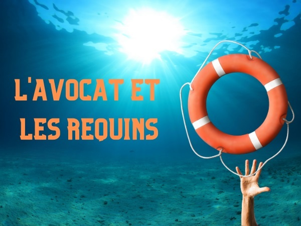 humour, blague sur les naufrages, blague sur les canots de sauvetage, blague sur les requins, blague sur les maîtres-nageurs, blague sur les océanologues, blague sur la courtoisie professionnelle