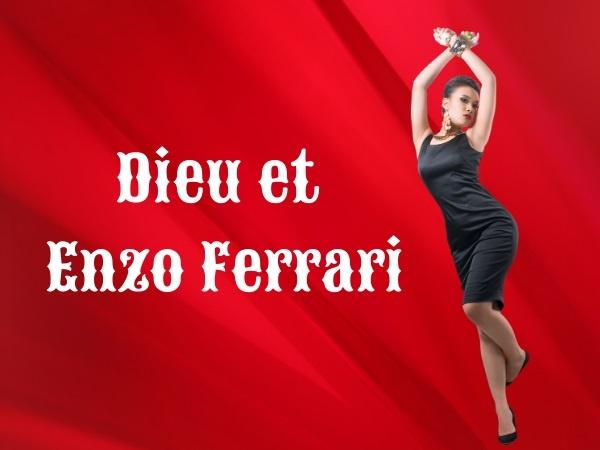 humour, blague sur Enzo Ferrari, blague sur les décès, blague sur le Paradis, blague sur la création, blague sur Dieu, blague sur les femmes