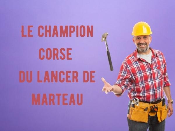 humour, blague corses, blague français, blague allemands, blague lancer de marteau, blague travail, blague outils