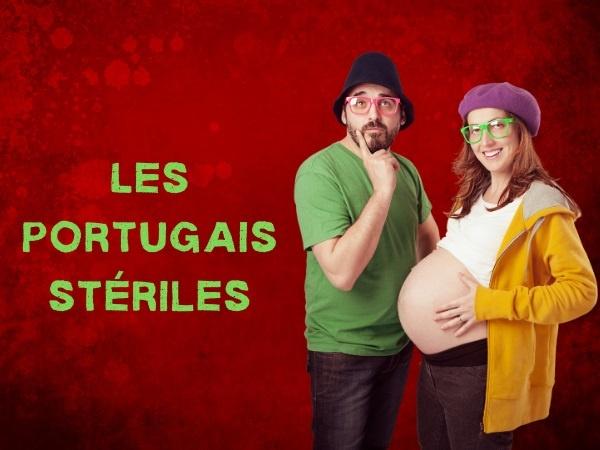 humour, blague sur les portugais, blague sur la stérilité, blague sur les poils pubiens, blague sur les trous, blague sur la sexualité, blague sur le rasage