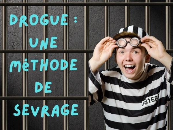 humour, blague sur les drogues, blague sur le sevrage, blague sur les cerveaux, blague sur les trous du cul, blague sur les prisons, blague sur la sodomie