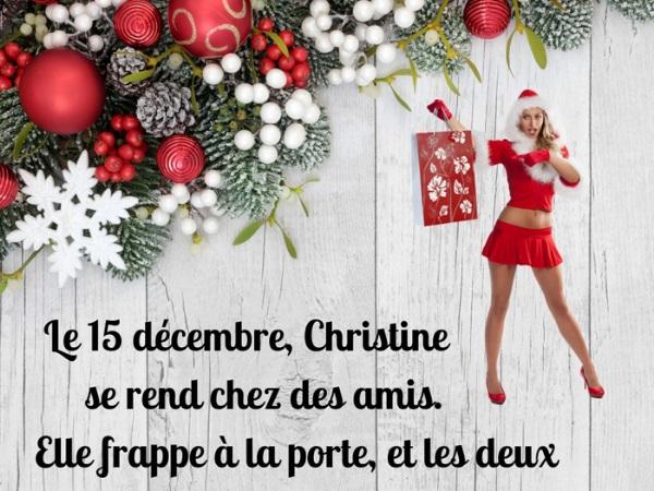 humour, blague sur le tapin, blague sur les sapins de Noël, blague sur les enfants, blague sur les familles, blague sur la prostitution, blague sur les occupations