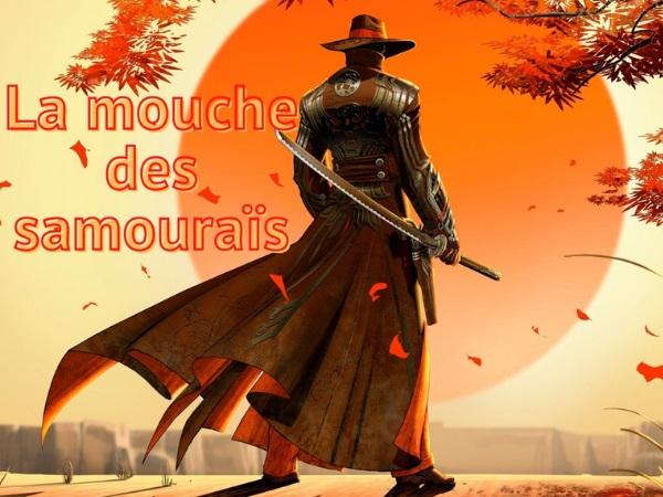 humour, blague sur les samouraïs, blague sur les japonais, blague sur les sabres, blague sur les mouches, blague sur les katanas, blague sur les compétitions