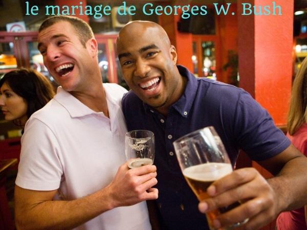 humour, blague Georges W. Bush, blague mariage, blague sexe, blague président, blague nationalité, blague américain
