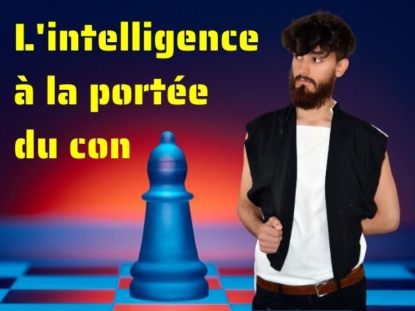 humour, blague con, blague exercice, blague intelligence, blague intelligent, blague connerie, blague méthode, blague air con, blague air intelligent, blague interlocuteur