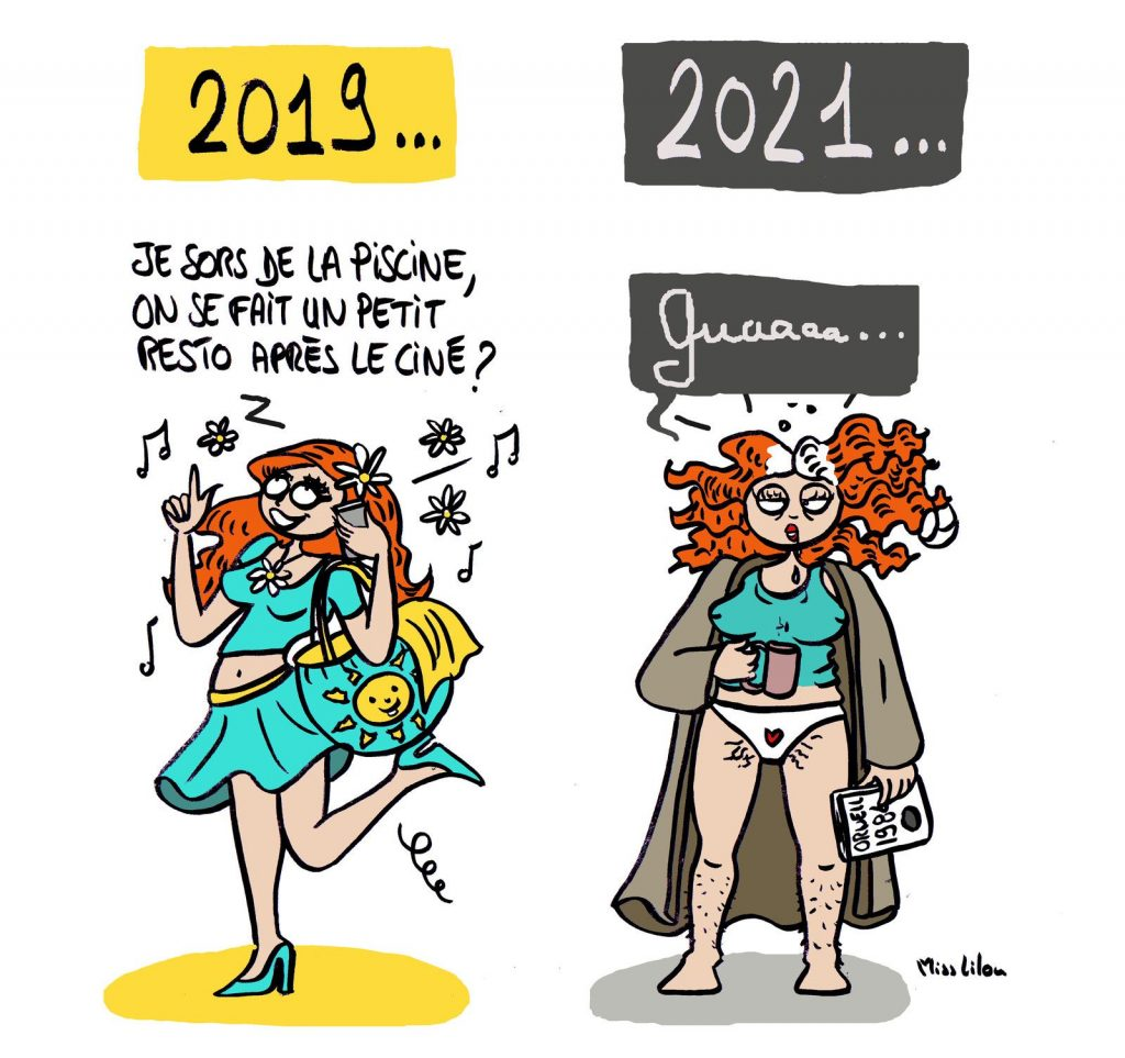 dessin presse humour coronavirus covid-19 image drôle crise sanitaire