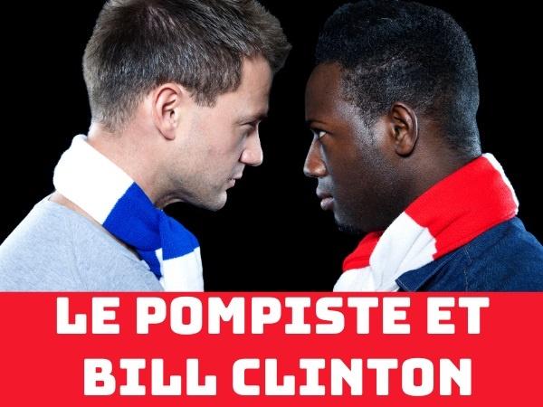 humour, blague sur Bill Clinton, blague sur Hillary Clinton, blague sur les pompistes, blague sur le président des États-Unis, blague sur les mariages, blague sur les ex