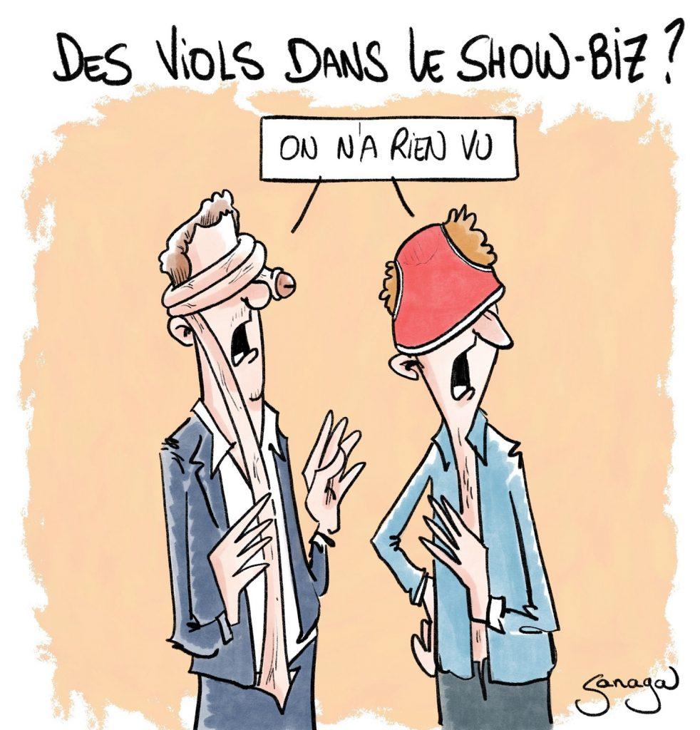 dessin presse humour viols showbiz image drôle