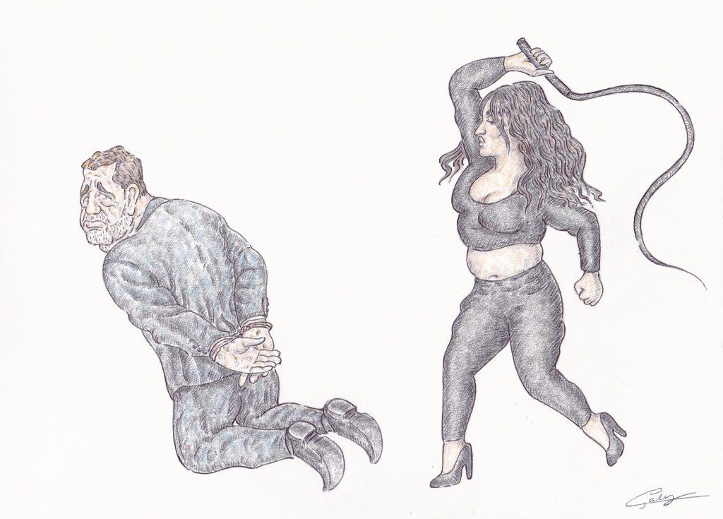 image drôle Christophe Castaner image drôle Camélia Jordana violences policières