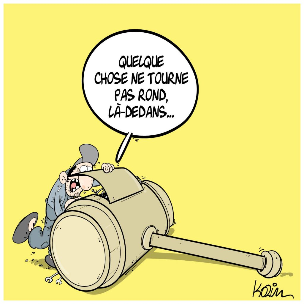 dessin presse humour justice image drôle système judiciaire marteau