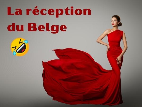 humour, blague Belges, blague réception, blague ambassadeur, blague toilettes, blague marques, blague vêtements