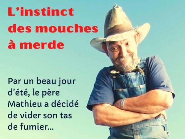 humour, blague gardes champêtres, blague police, blague justice, blague paysan, blague fermier, blague fumier