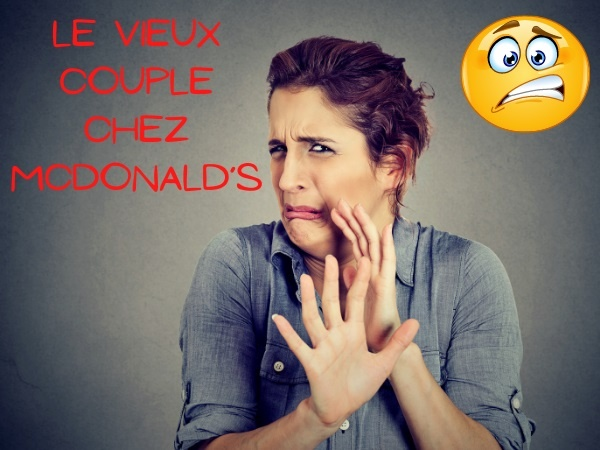 humour, blague vieux, blague vieillesse, blague restaurant, blague pauvreté, blague dentier, blague McDonald's