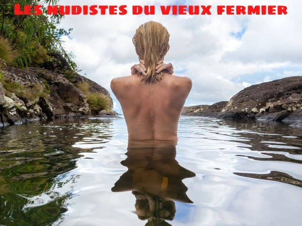 humour, blague vieillesse, blague nudité, blague femmes, blague baignade, blague arnaque, blague alligator