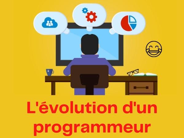 humour, blague programmeur, blague évolution, blague métier, blague langages de programmation, blague programmation, blague informatique, blague technologie, humour programmé
