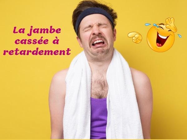 humour, blague fermier, blague accident, blague séduction, blague drague, blague compréhension, blague hôpital, blague jambes cassées, blague interne, blague chute, humour paysan