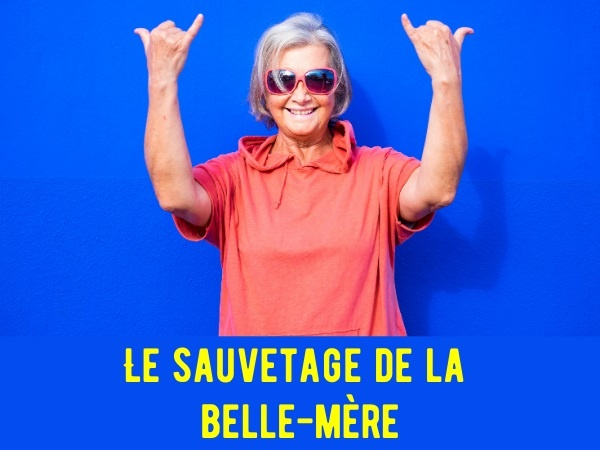 humour, blague gendre, blague belle-mère, blague noyade, blague sauvetage, blague récompense, blague remerciement