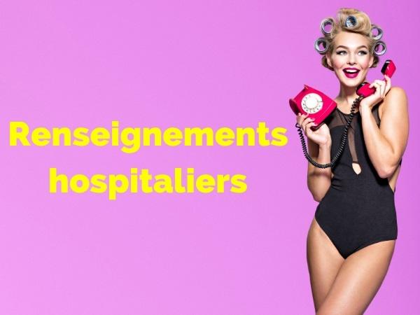 humour, blague hôpitaux, blague état de santé, blague hospitalisation, blague téléphone, blague milieu hospitalier, blague patients