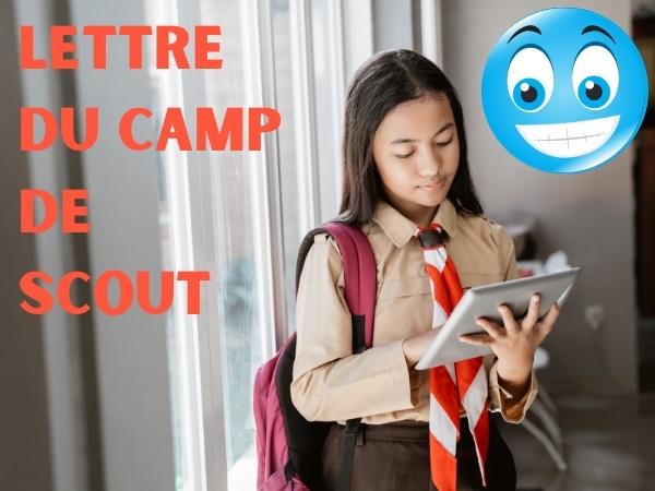 humour, blague scouts, blague camps, blague blessures, blague lettres, blague inquiétude, blague catastrophes