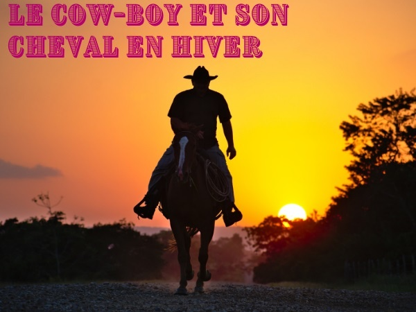humour, blague Far West, blague bigotes, blague cowboy, blague lèvres gercées, blague cheval, blague anus, blague léchage