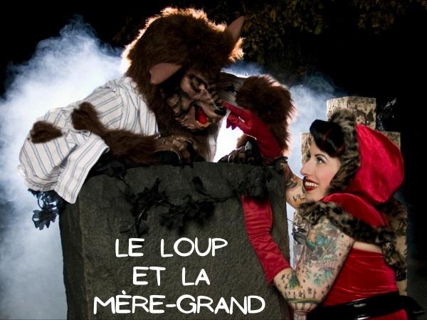 humour, blague loup, blague zoophilie, blague Mère-Grand, blague Le Petit Chaperon Rouge, blague sexualité, blague beurre