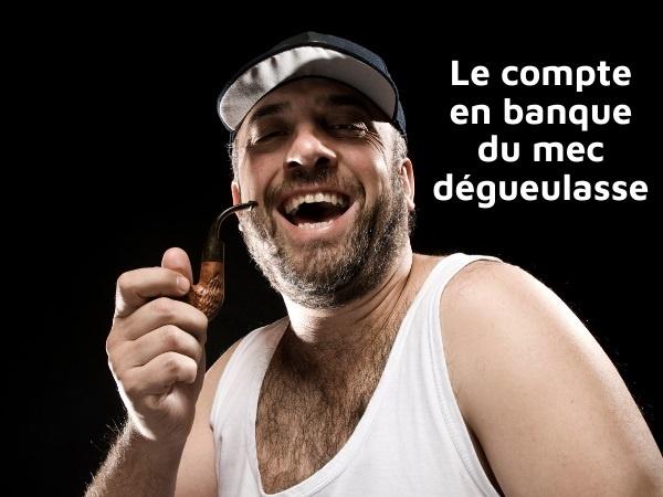 humour, blague banquier, blague riches, blague vulgarité, blague insultes, blague secrétaire, blague banque