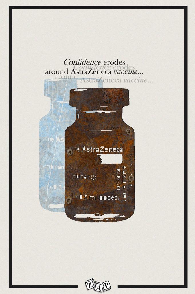 dessin presse humour coronavirus covid-19 image drôle confiance vaccin AstraZeneca