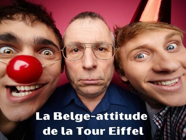 blague Belges, blague nationalités, blague Paris, blague Tour Eiffel, blague suicide, blague bêtise, humour