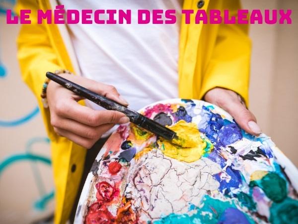 blague peintres, blague peintures, blague art, blague tableaux, blague galerie d'art, blague commerce, humour