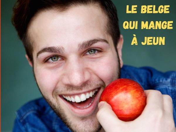 humour, blague belge, blague pomme, blague être à jeun, blague quantité, blague arnaque, blague devinette