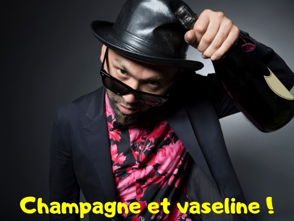humour, blague PD, blague homosexuels, blague gays, blague vie commune, blague couple, blague champagne, blague vaseline, blague cul sec, humour sodomite, blague sodomie