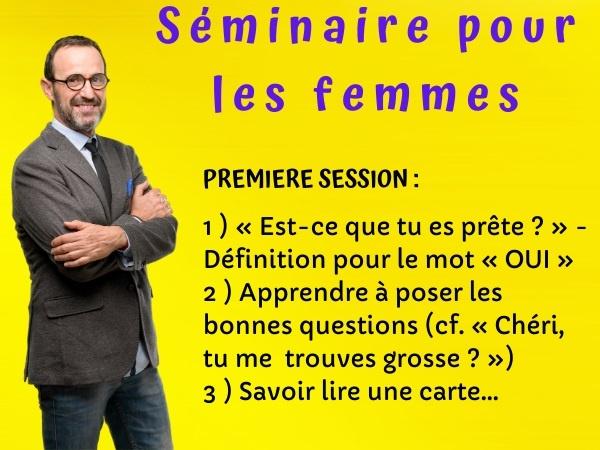 blague femmes, blague machisme, blague sexisme, blague cours, blague séminaire, blague formation, humour