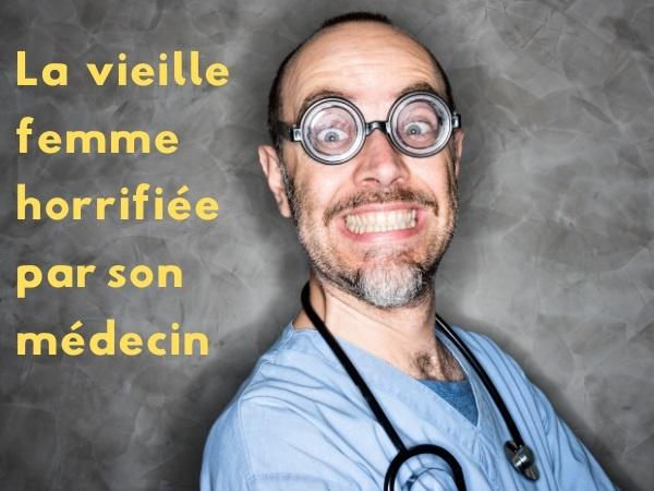 blague vieilles, blague médecin, blague hoquet, blague guérison, blague grossesse, blague terreur, humour