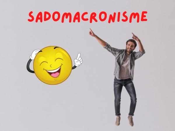 blague sadomacronisme, blague Emmanuel Macron, blague imposition, blague taxation, La Régression En Marche, blague réformes, sadomacronisme, pamphlet, pamphlétaire, Emmanuel Macron, humour
