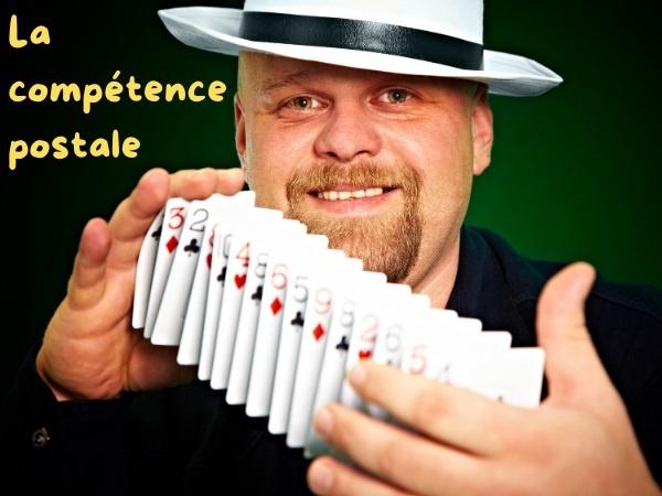 humour, blague sur les grèves, blague sur La Poste, blague sur la SNCF, blague sur le poker, blague sur les jeux de cartes, blague sur les pesées