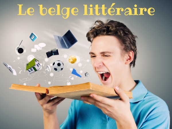 humour, blague sur les Belges, blague sur les vacances, blague sur les librairies, blague sur les livres, blague sur les auteurs, blague sur les tailles