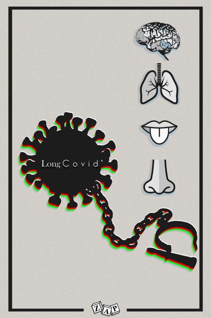 dessin presse humour coronavirus long covid image drôle maladie séquelle symptômes