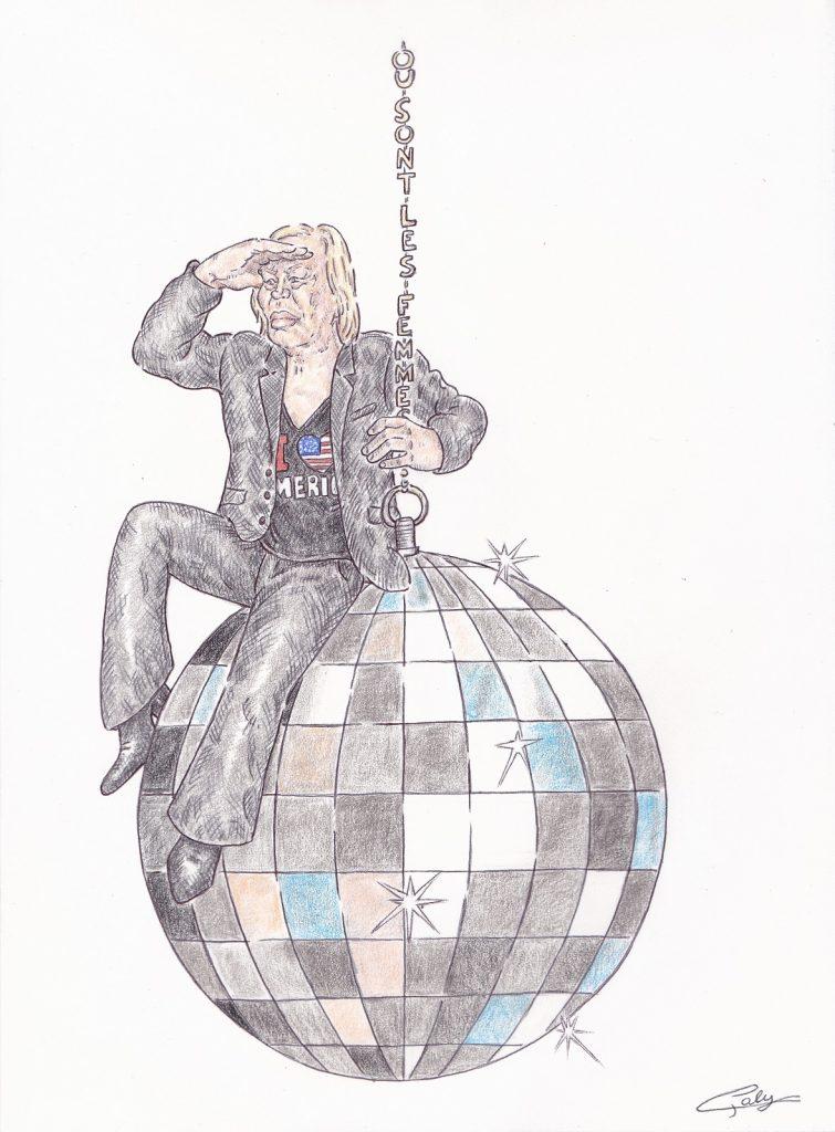 dessin presse humour mort Patrick Juvet image drôle