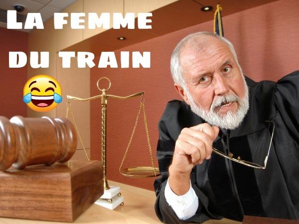 blague femmes, blague tribunal, blague agression, blague violence, blague couples, blague trains, humour