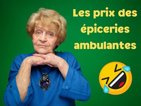 blague vieilles, blague vieillesse, blague épicerie, blague épicerie ambulante, blague commerce, blague Carrefour, humour