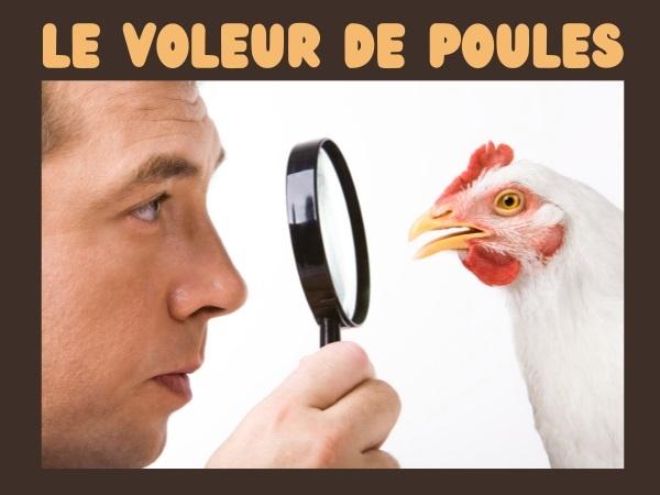 blague Auvergne, blague poules, blague voleur, blague menace, blague lettre anonyme, blague paysans, blague garde-champêtre, humour