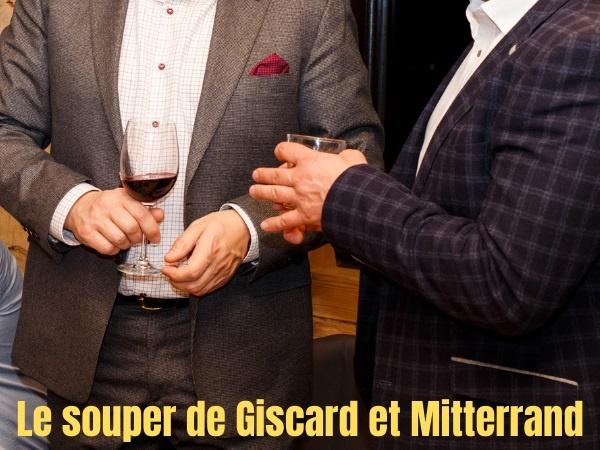 blague sur François Mitterrand, blague François Mitterrand, blague Valéry Giscard d'Estaing, blague sur Valéry Giscard d'Estaing, blague restaurants, blague soupe, blague bol de soupe, blague insectes, blague mouches, blague langage, blague jeu de mots, blague présidents, humour