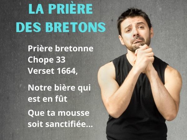 blague sur les Bretons, blague Bretons, blague Bretagne, blague religions, blague prières, blague alcool, blague bière, blague Bible, blague alcooliques, blague ivrognes, blague buveurs de bière, humour