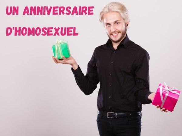 blague homos, blague PD, blague gays, blague anniversaire, blague sodomie, blague sexualité, blague cadeau d'anniversaire, humour