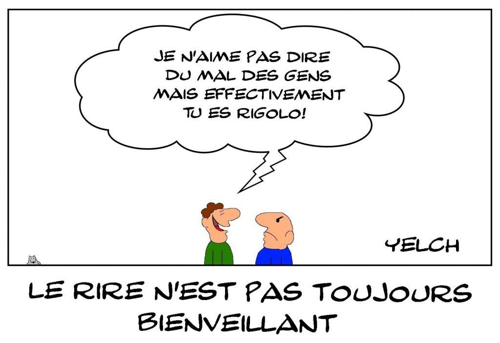 dessins humour rire image drôle bienveillance