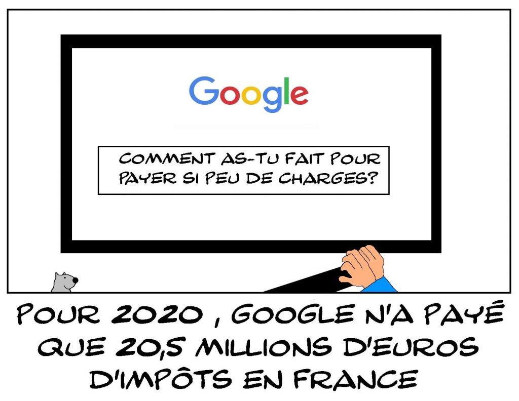 dessins humour Google image drôle impôt France