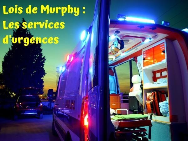 blague Murphy, blague loi de Murphy, blague urgences, blague hôpital, blague médecine, blague services d'urgences, humour drôle